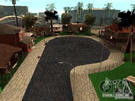 A nova Grove Street para GTA San Andreas