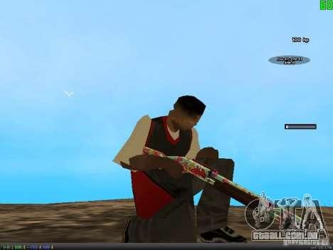 Graffiti Gun Pack para GTA San Andreas