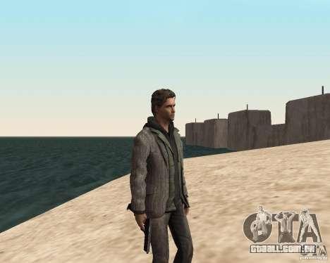 Alan Wake para GTA San Andreas