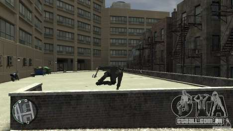 Assassins Creed III Tomahawk para GTA 4 segundo screenshot