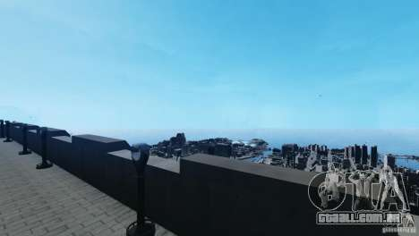 Saites ENBSeries Low v4.0 para GTA 4 nono tela