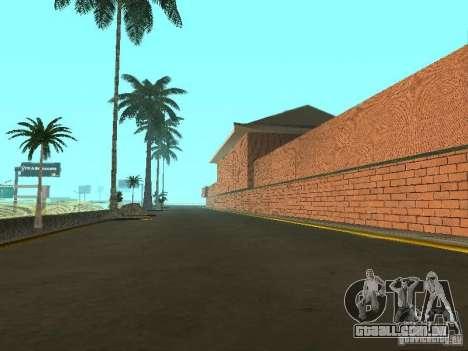 New Chinatown para GTA San Andreas por diante tela