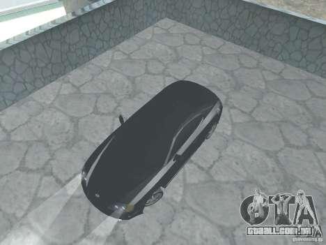Hyundai Tiburon GT para GTA San Andreas vista traseira