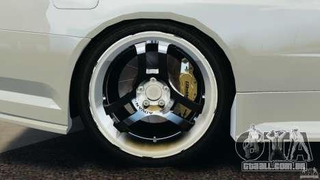 Nissan Skyline GT-R R34 para GTA 4 vista interior