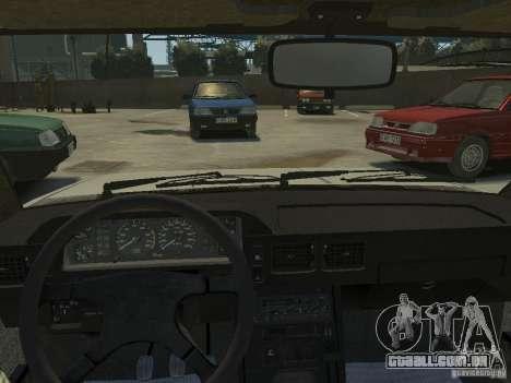 FSO Polonez Atu para GTA 4 traseira esquerda vista