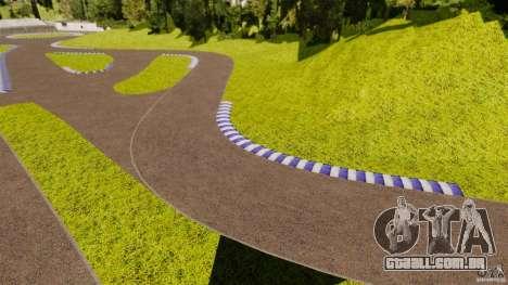 Meihan Circuit para GTA 4 quinto tela
