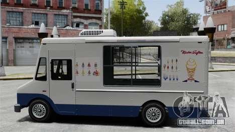 Nova van moroženŝika para GTA 4 segundo screenshot
