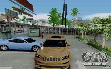 Estacionamento (pago) para GTA San Andreas terceira tela