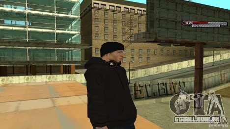Trialista HD para GTA San Andreas terceira tela