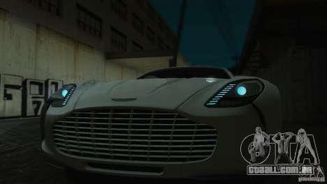 ENBSeries by dyu6 v3.0 para GTA San Andreas segunda tela