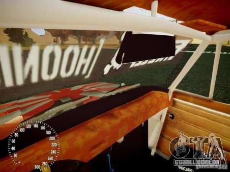 Vaz-2101 Drift Edition para GTA 4 vista superior