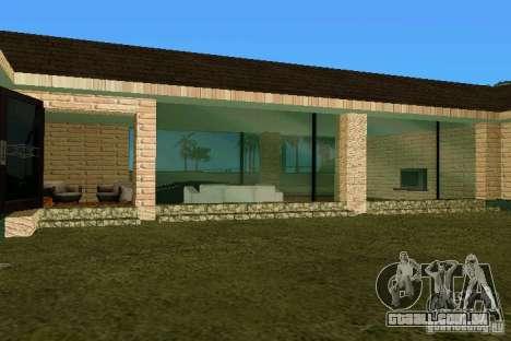 Exclusive House Mod para GTA Vice City segunda tela