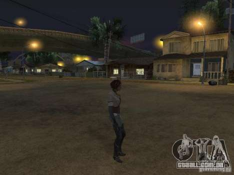 Remember Me Nilin para GTA San Andreas terceira tela