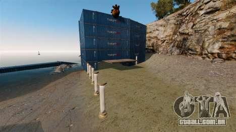 Um novo esconderijo para GTA 4