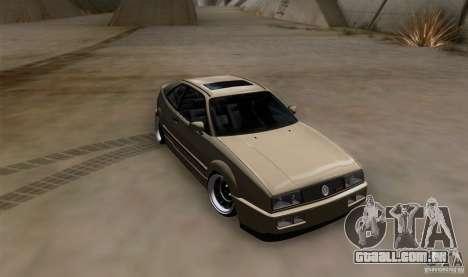 Volkswagen Corrado VR6 1995 para GTA San Andreas