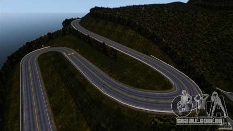 New Akina para GTA 4 oitavo tela
