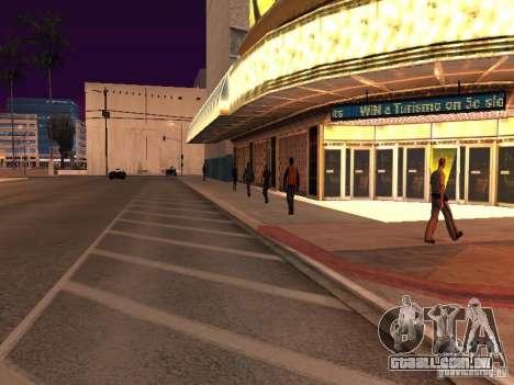 Parking Save Garages para GTA San Andreas oitavo tela