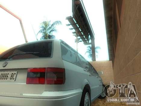 Volkswagen Passat B4 Variant para GTA San Andreas vista direita
