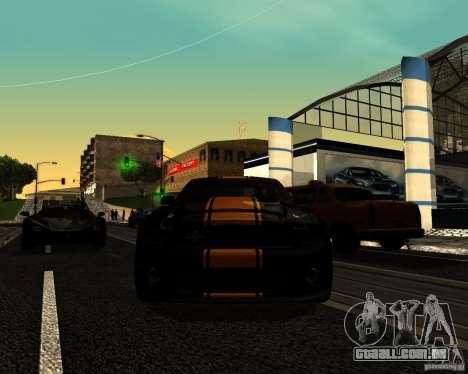 ENBSeries by Nikoo Bel v2.0 para GTA San Andreas segunda tela