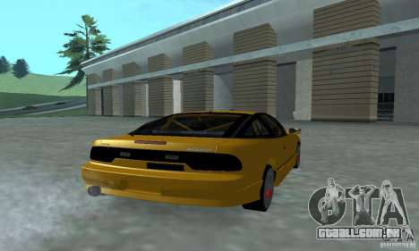 Nissan 200SX Turbo para GTA San Andreas