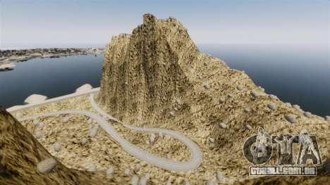 Pico de montanha para GTA 4 segundo screenshot