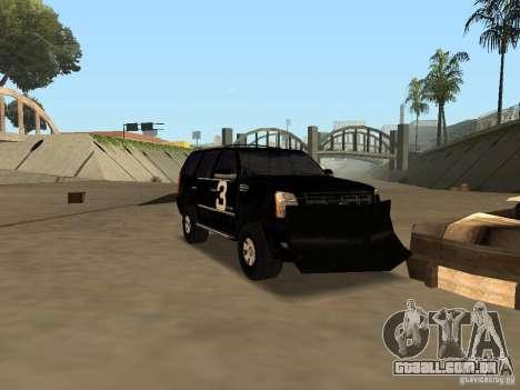 Cadillac Escalade Tallahassee para GTA San Andreas