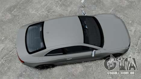 Audi RS5 2012 para GTA 4 vista direita
