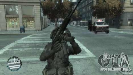O PKK para GTA 4 sexto tela