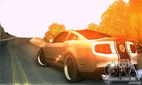 Real HQ Roads para GTA San Andreas terceira tela