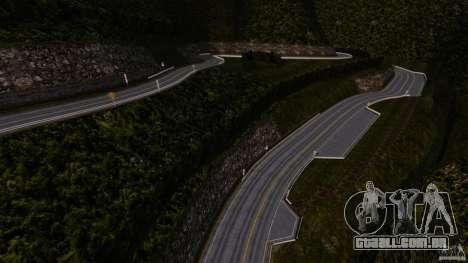 New Akina para GTA 4 quinto tela