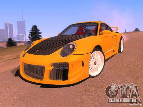 Porsche 911 Turbo Tuning para GTA San Andreas