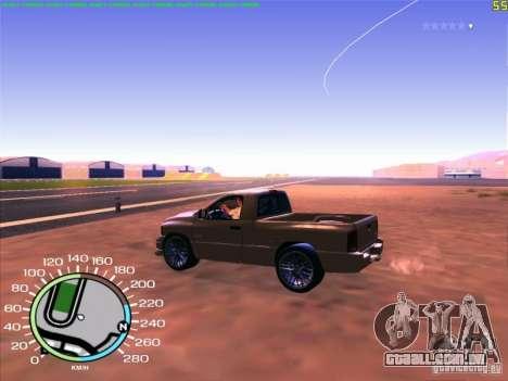 FPS De-Limiter CLEO para GTA San Andreas terceira tela