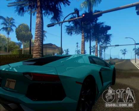 ENB v 1.1 para médio- e de alta potência PC para GTA San Andreas