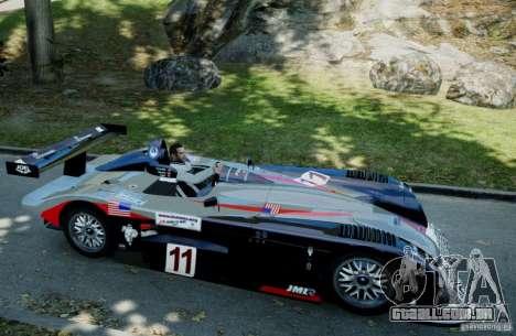 Panoz LMP-1 Roadster S 2003 para GTA 4