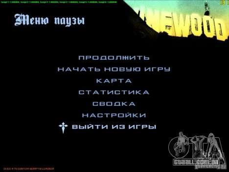 FPS De-Limiter CLEO para GTA San Andreas quinto tela