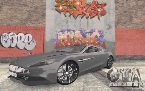 Nova reflexão sobre carro para GTA San Andreas terceira tela