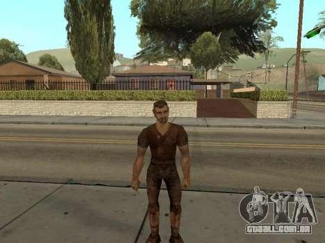 Pak peles de gótico 1 para GTA San Andreas segunda tela