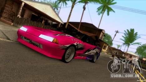 SA Beautiful Realistic Graphics 1.3 para GTA San Andreas terceira tela