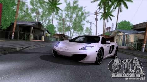 SA Beautiful Realistic Graphics 1.3 para GTA San Andreas segunda tela