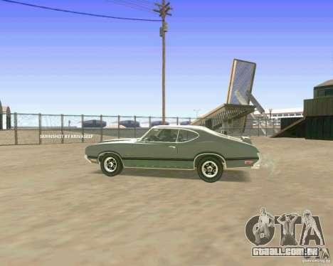 Young ENBSeries para GTA San Andreas quinto tela