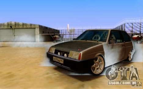 ENBSeries By Eralhan para GTA San Andreas terceira tela