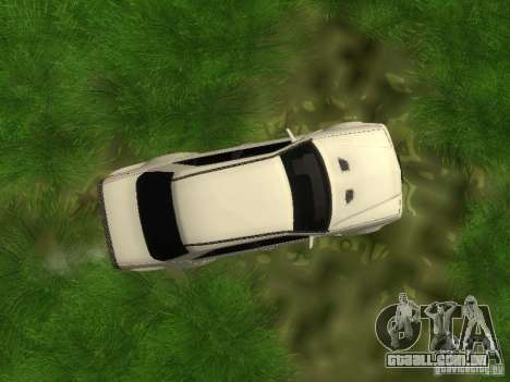 Mercedes-Benz W124 BRABUS para GTA San Andreas vista direita