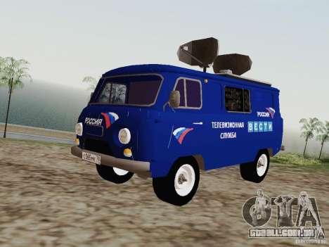 UAZ-3741 para para GTA San Andreas