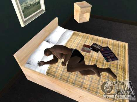 Reality GTA v1.0 para GTA San Andreas quinto tela
