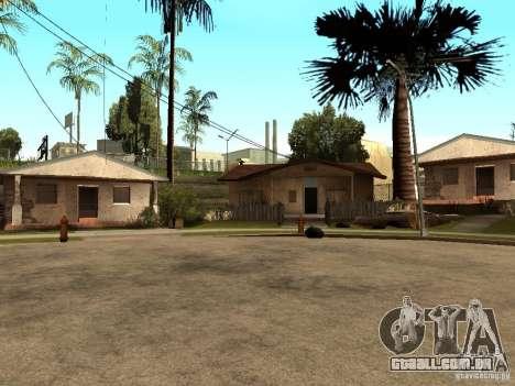 Respawn para GTA San Andreas segunda tela