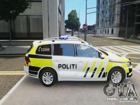 Volkswagen Passat B7 Variant 2012 para GTA 4 vista interior