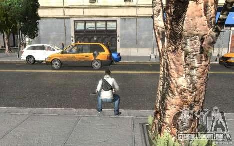 Desmond Miles de AC3 para GTA 4 sexto tela