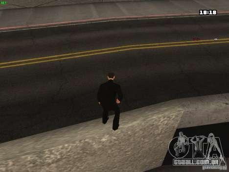 Novas animações para GTA San Andreas terceira tela