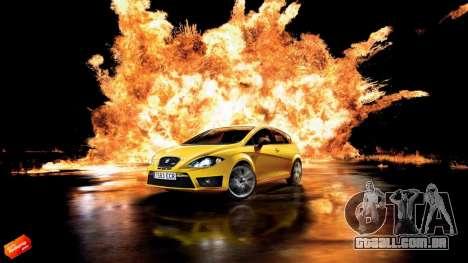 Loadscreens cars para GTA San Andreas