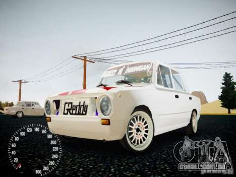 Vaz-2101 Drift Edition para GTA 4